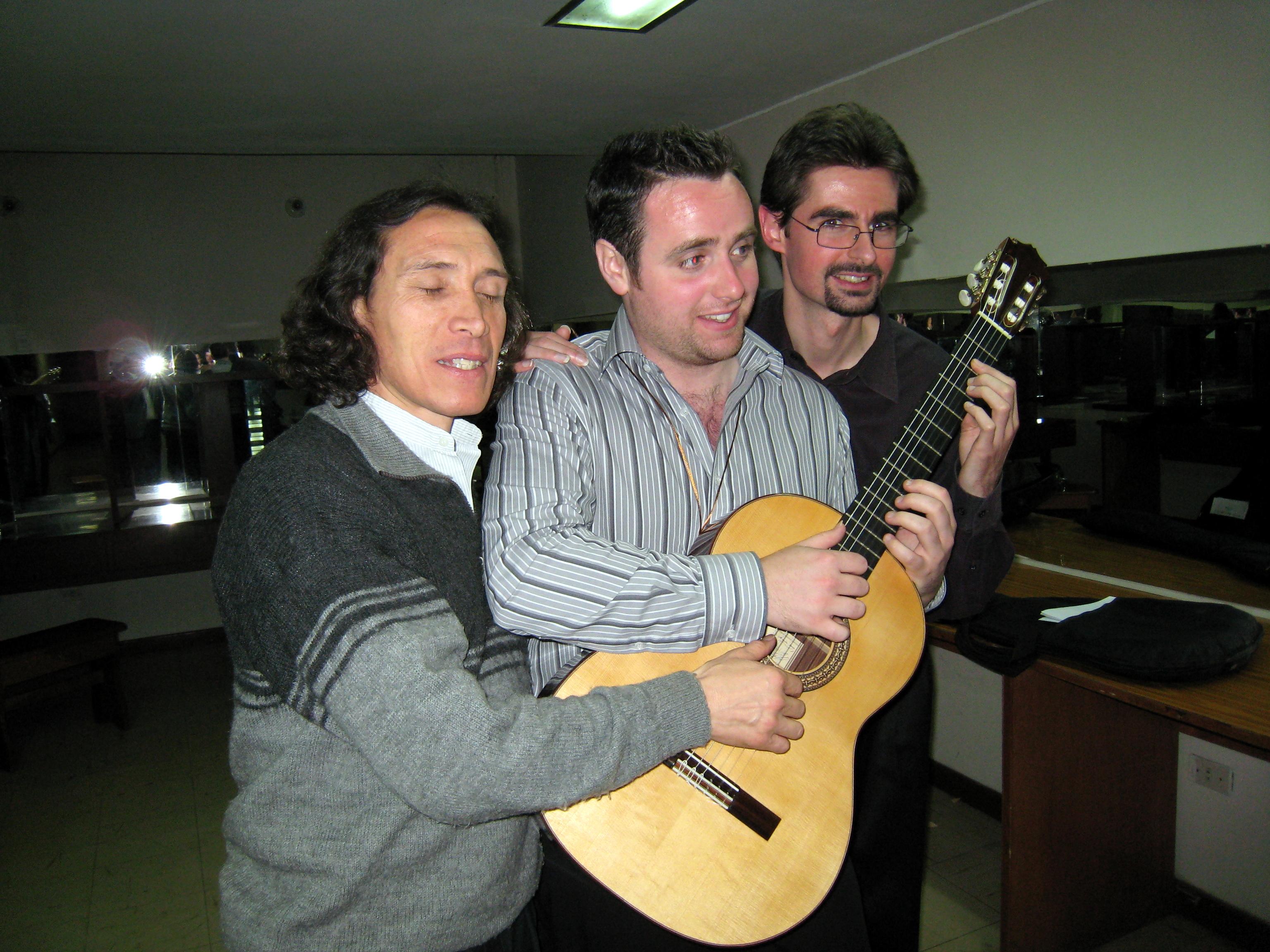 Rencontre guitare